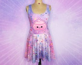 Kawaii Poo Dress