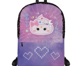 Kawaii Poop Backpack
