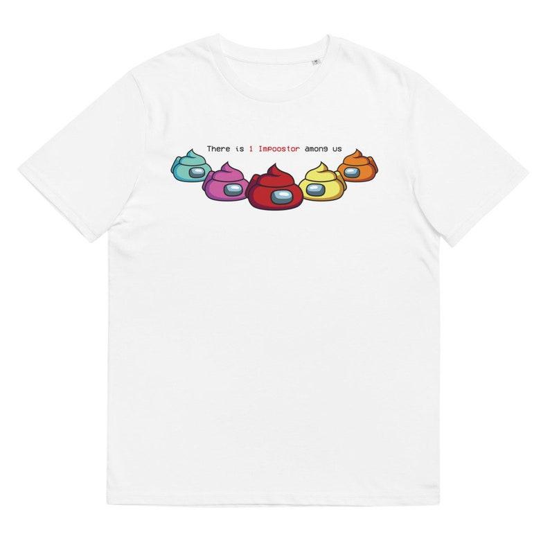 Parodic Impoostor eco T-Shirt  white image 0