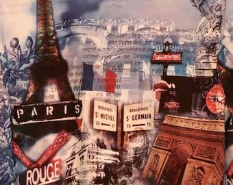 LADIES PARIS JACKET by Impulse California