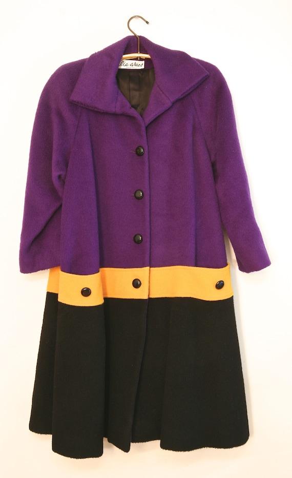 ILIE WACS Coat - I. MAGNIN