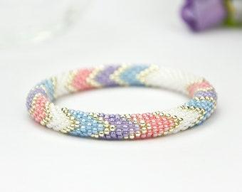 Iris Beads Art