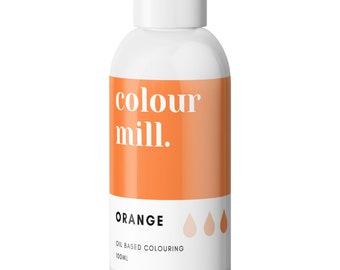 Colour Mill - Oil Based Coloring - Orange - 20ml