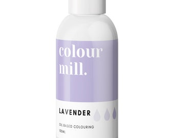 Colour Mill - Oil Based Coloring - Lavender - 100ml