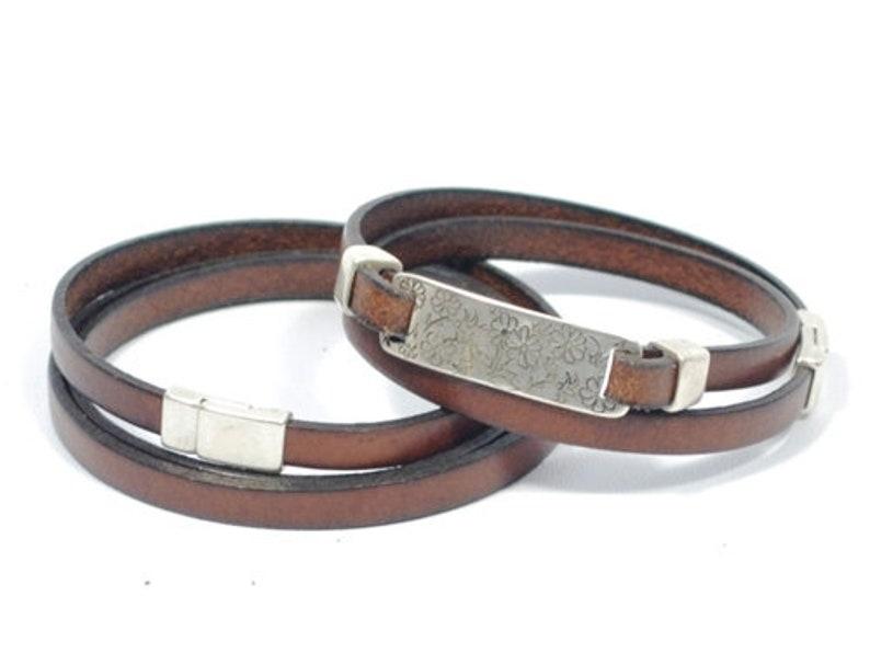 d10681c9a72a Pulseras para parejas pulsera de cuero para hombre regalos