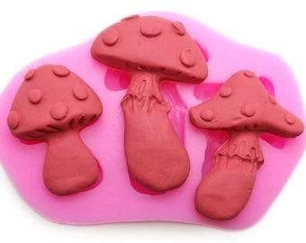 Mushroom mold   Etsy