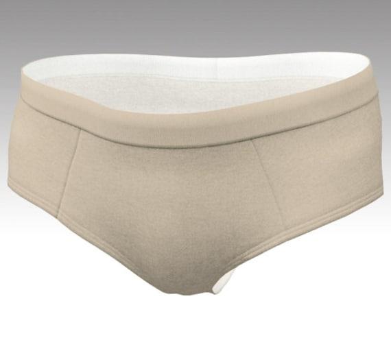 Booty Underwear Nude Underwear Panties Nudes Collection Sandcastle Custom Womens Beige Cheeky Briefs Peachskin Jersey