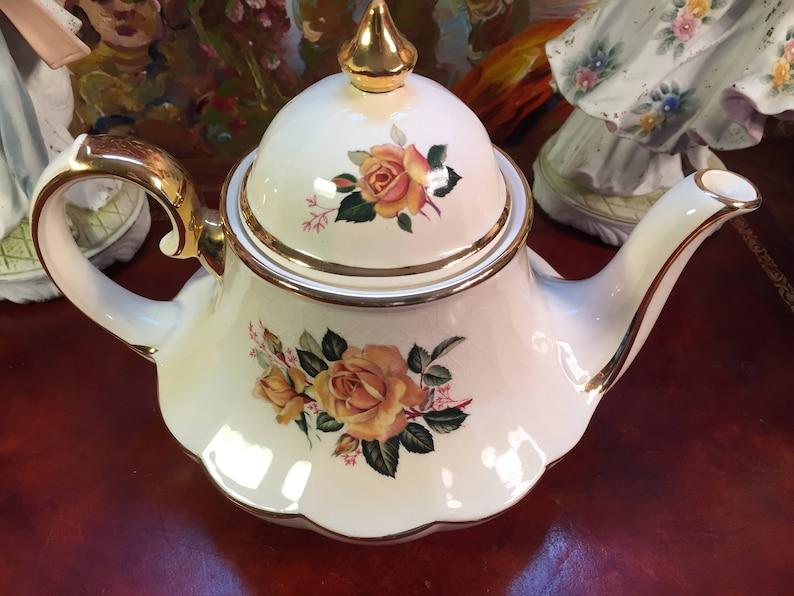 Sadler Bell shape Teapot.
