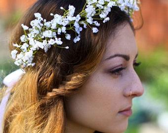 Gypsophila Flower Crown d5287607ca7