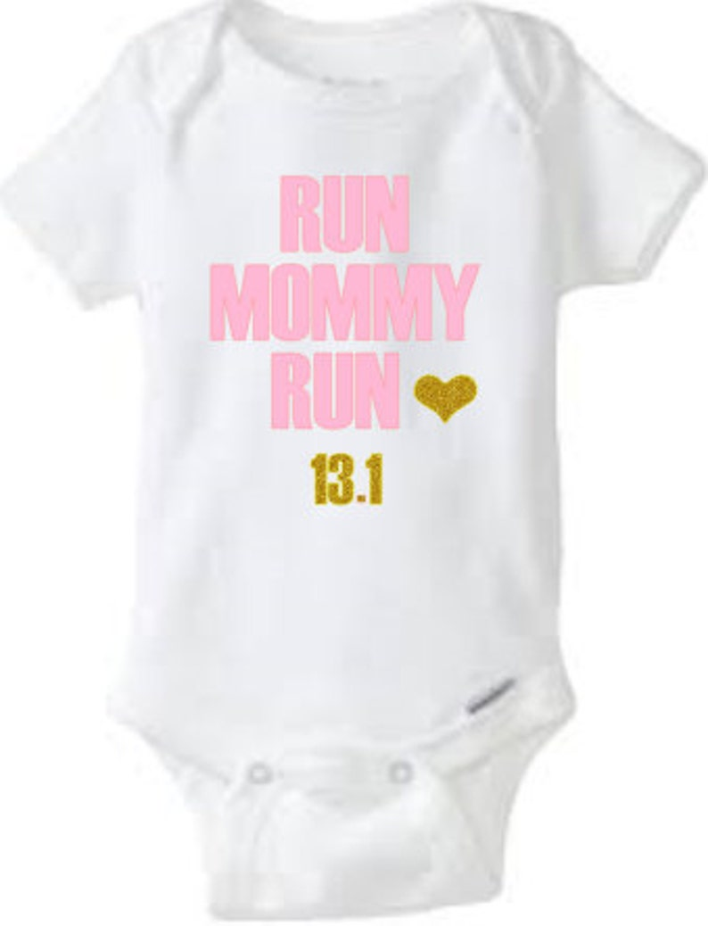 d88a49825a2f6 baby half marathon shirt, running bodysuit, run mommy run, kid marathon  shirt, kid running shirt, disney marathon, gift for runner, mom gift