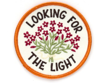 Floral Feelings - Looking for the Light Patch (Limited Edition - 1st Edition Colorway)