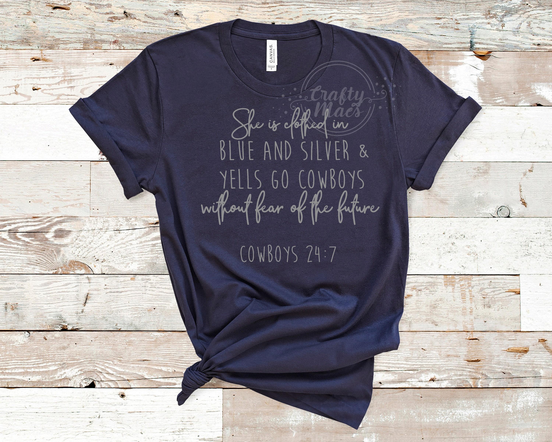 Dilly Dallas Cowboys Football Fan T Shirt