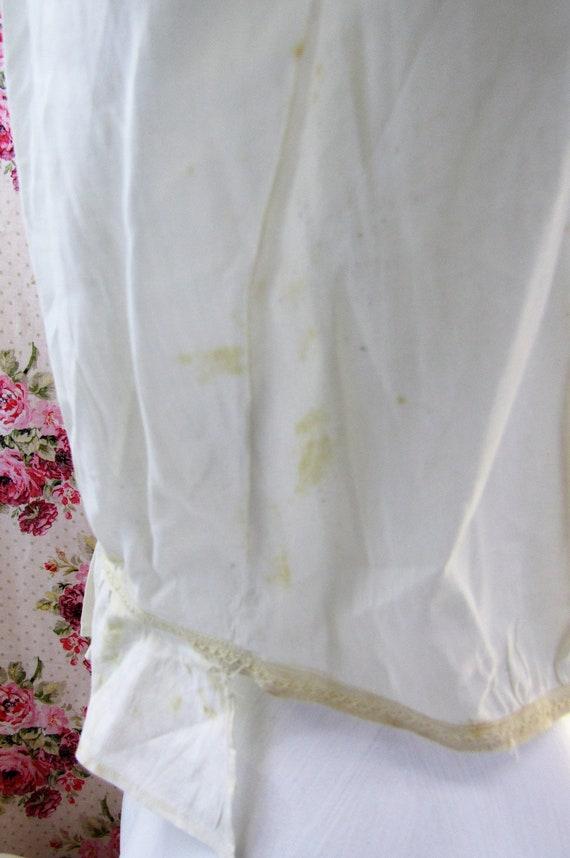 Edwardian Corset Cover Edwardian Camisole Victori… - image 10