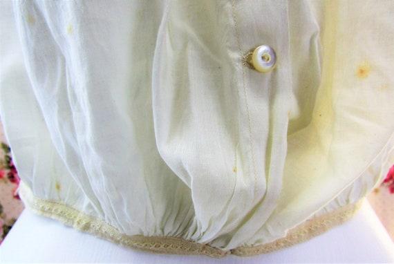 Edwardian Corset Cover Edwardian Camisole Victori… - image 9