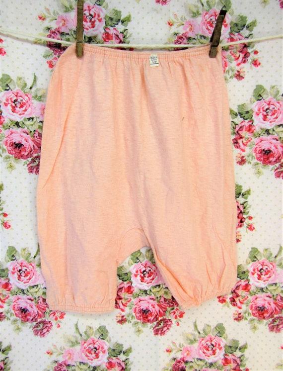 1930s Underwear Size M 30's Vintage Underwear 1930