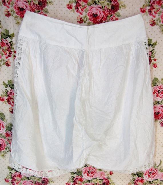 Edwardian Knickers Size S Edwardian underpants Li… - image 1
