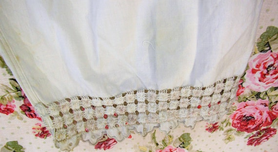 Edwardian Bloomers Size L Antique Bloomers Edward… - image 5