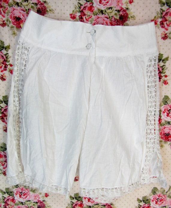 Edwardian Knickers Size S Edwardian underpants Li… - image 3