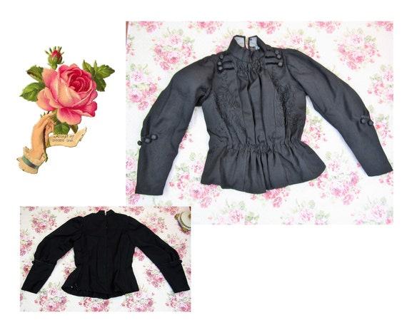 Victorian Bodice Size XS 19th Century Shirtwaist A