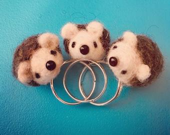 Hedghog ring