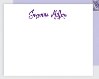 Personalized Note Cards, Personalized Stationery, Custom Notecards, Personalized Stationery Set, Boxed Note Cards, Note Cards Personalized