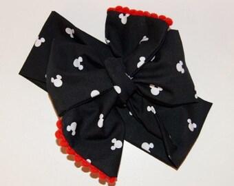 Mickey & Minnie Headwrap