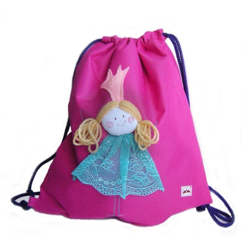f3ed877fb8014 Princess torby sznurek wodoodporny plecak dla dzieci torba