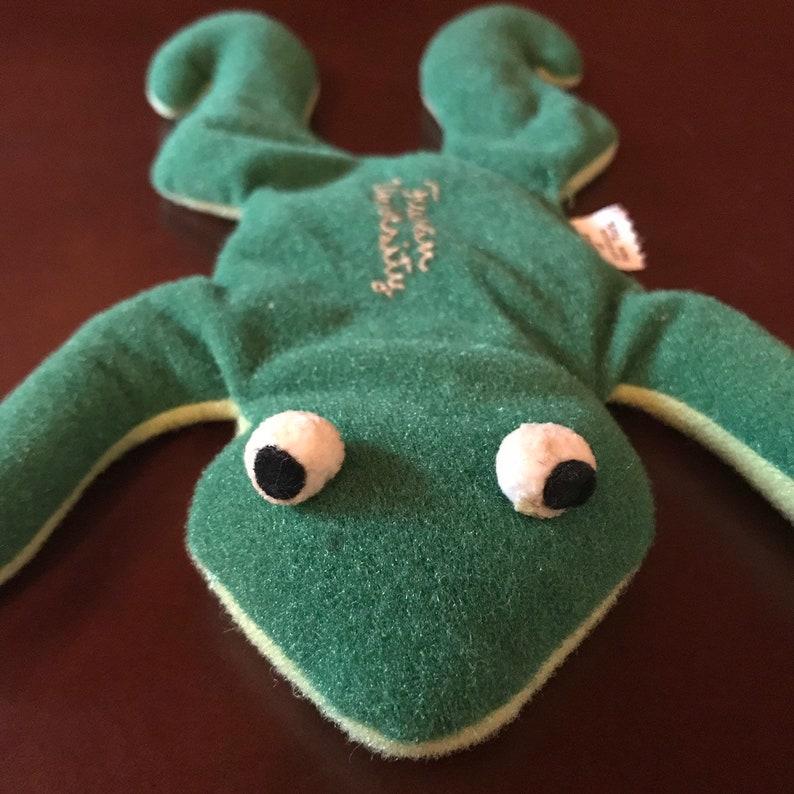 Marvelous Furman University Bean Bag Frog Vintage South Carolina Frankydiablos Diy Chair Ideas Frankydiabloscom