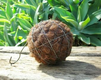Bird Nester, Garden Gift for Mum, for Birds. Llama Nest Building Material for Mother's Day Eco Gift