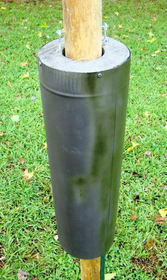 Bird Feeder Baffles And Bird House Pole Predator Guards | Etsy