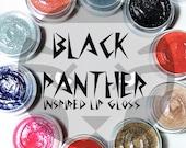 Black Panther inspired li...