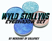 Wyld Stallyns! (Bill & Ted inspired) eyeshadow set