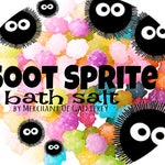 Soot Sprite bath salt