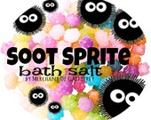 Soot Sprite bath salt...