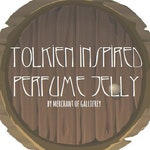 Tolkien Inspired Perfume Jelly by Merchant Of Gallifrey