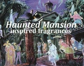 Haunted Mansion inspired ...