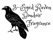 3-Eyed Raven (Game Of Thrones inspired) boudoir fragrance