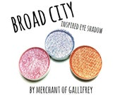 Broad City inspired eye shadows by Merchant Of Gallifrey