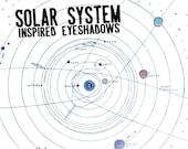 Solar System inspired eye...