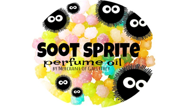 Soot Sprite perfume oils image 0