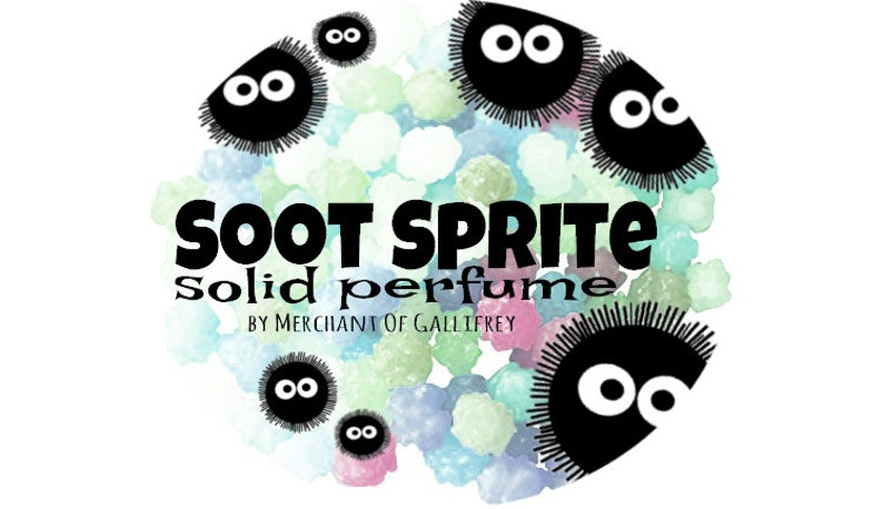Soot Sprite solid perfumes image 1