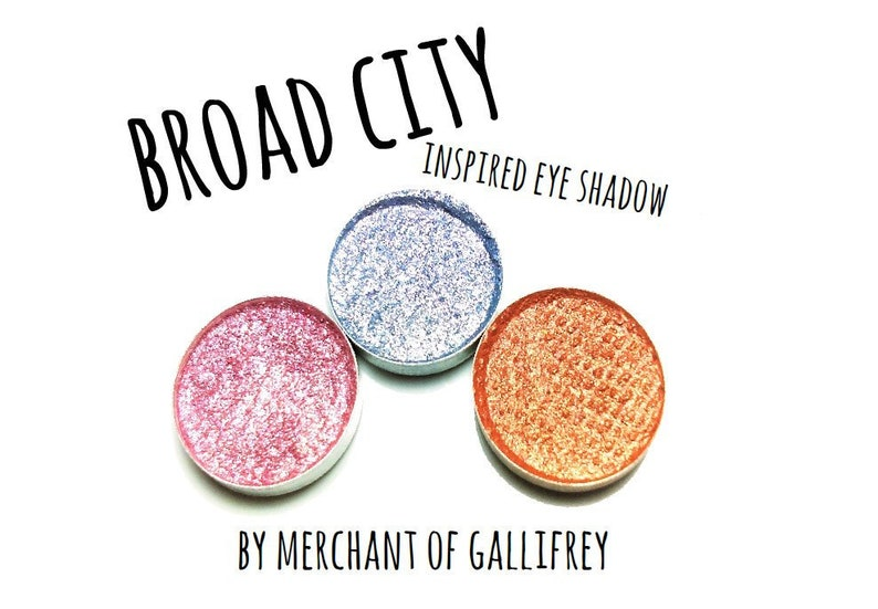 Broad City inspired eye shadows by Merchant Of Gallifrey image 0