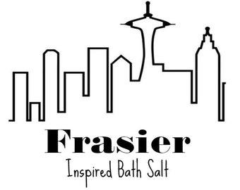 Frasier inspired bath salt
