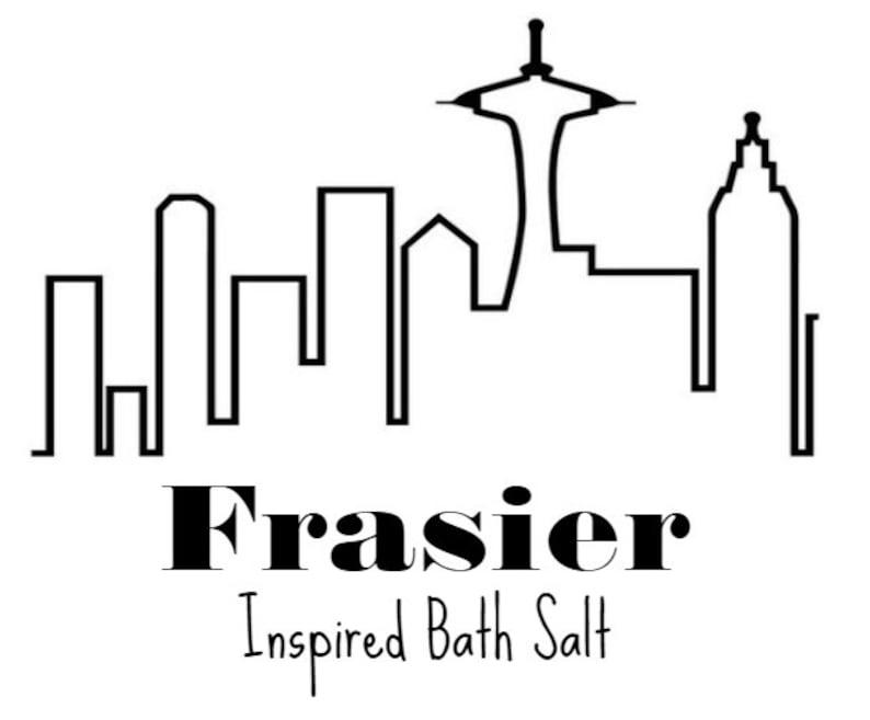 Frasier inspired bath salt image 0