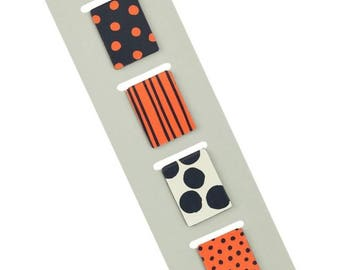 Set of 4 Magnetic Bookmarks
