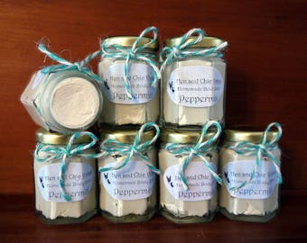 Natural Handmade Body Butter No Artificial Dyes or Flavors. Organic Ingredients. Lavender, Peppermint, Rosemary, Eucalyptus, and Vanilla