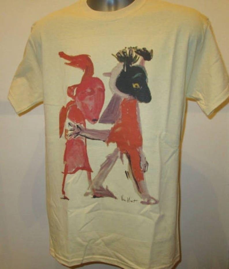 96f640674e8f Captain Beefheart Shiny Beast Printed T Shirt Music 70s