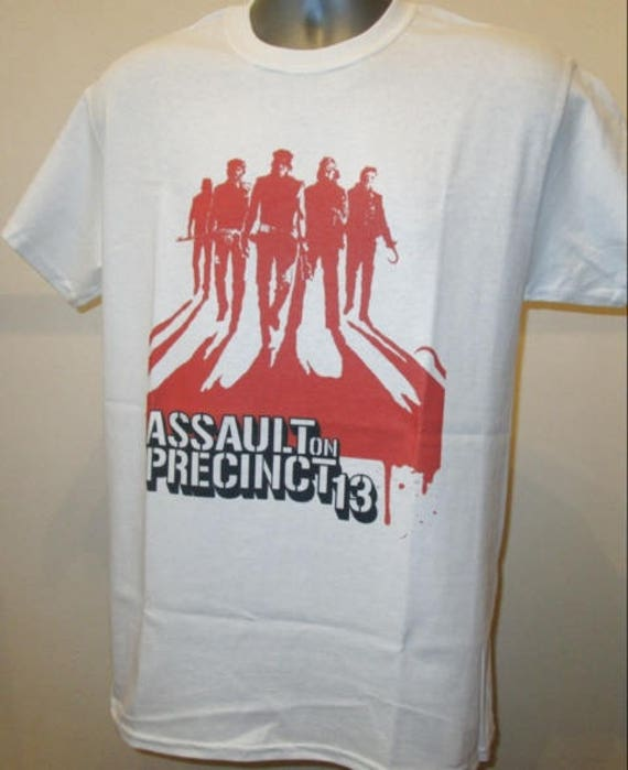 Assault On Precinct 13 70s Cult Action Movie Retro T Shirt 5