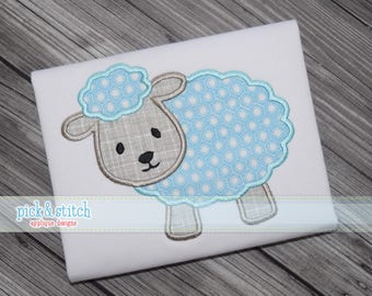 Lamb shirt for boys or girls with or with out name