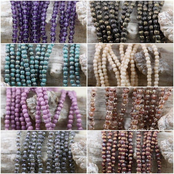 ONE STRAND 1//0 CHUNKY CZECH SEED BEADS 30grams **PICK  YOUR COLOR**